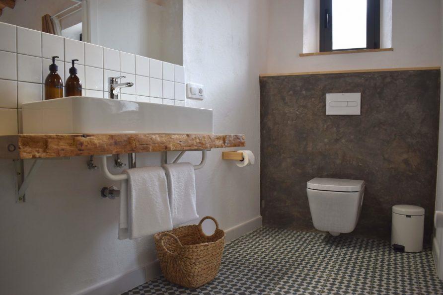 Bathroom overview Casa de Campo