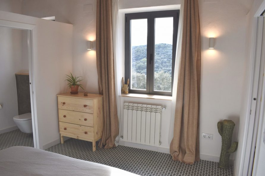 Bedroom Casa de Campo Window View