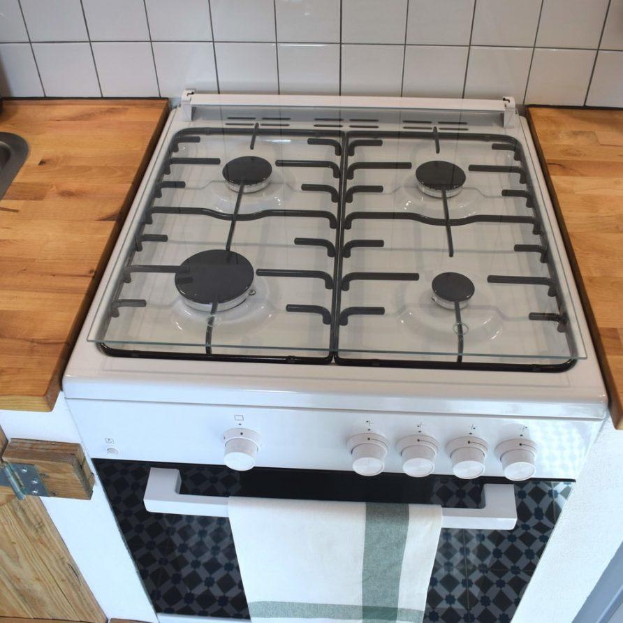 Kitchen Casa de Campo Hob