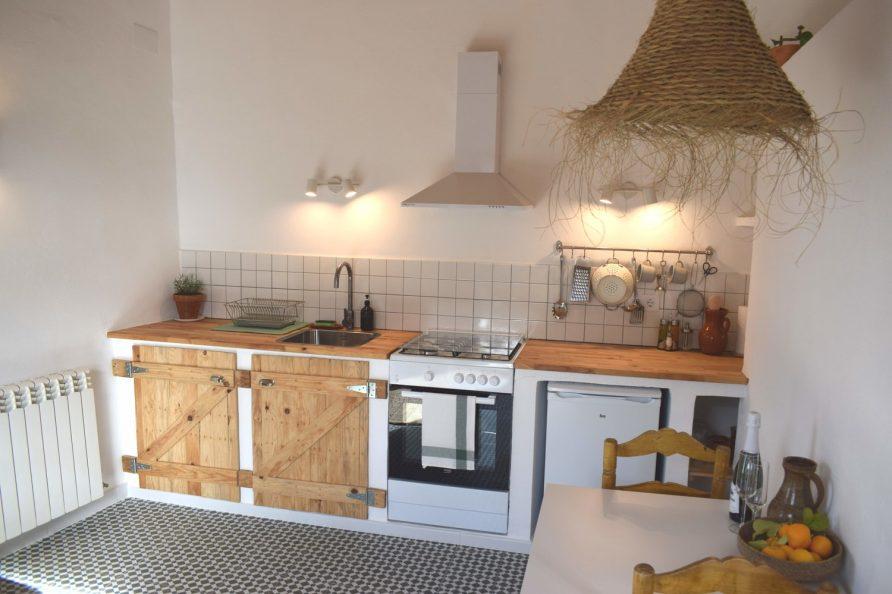 Kitchen Casa de Campo overview