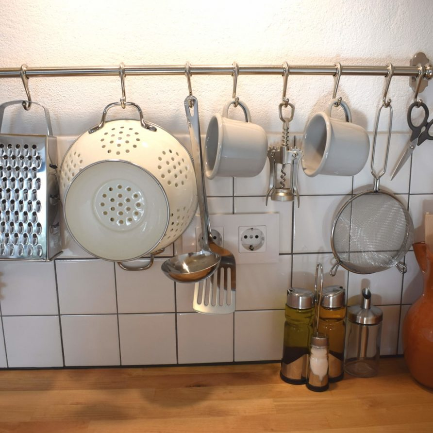 Kitchen Casa de Campo dining detail