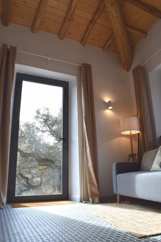Living Room Casa de Campo Entrance Door