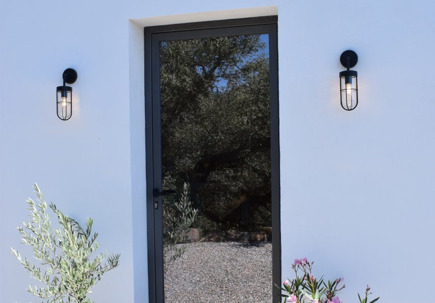 front door private entrance at Casa de Campo