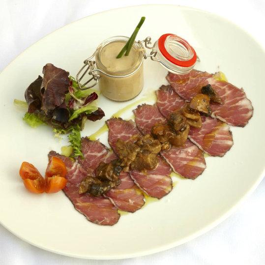 Essentia Restaurant Signature Dish